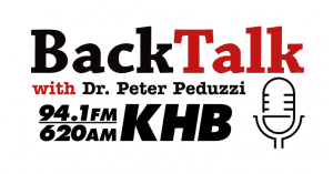 Back Talk With Dr. Peter Peduzzi